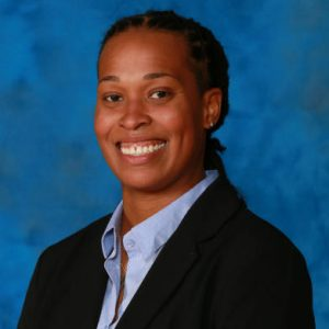 Graham's headshot from her tenure at Drake Athletics. Source: godrakebulldogs.com