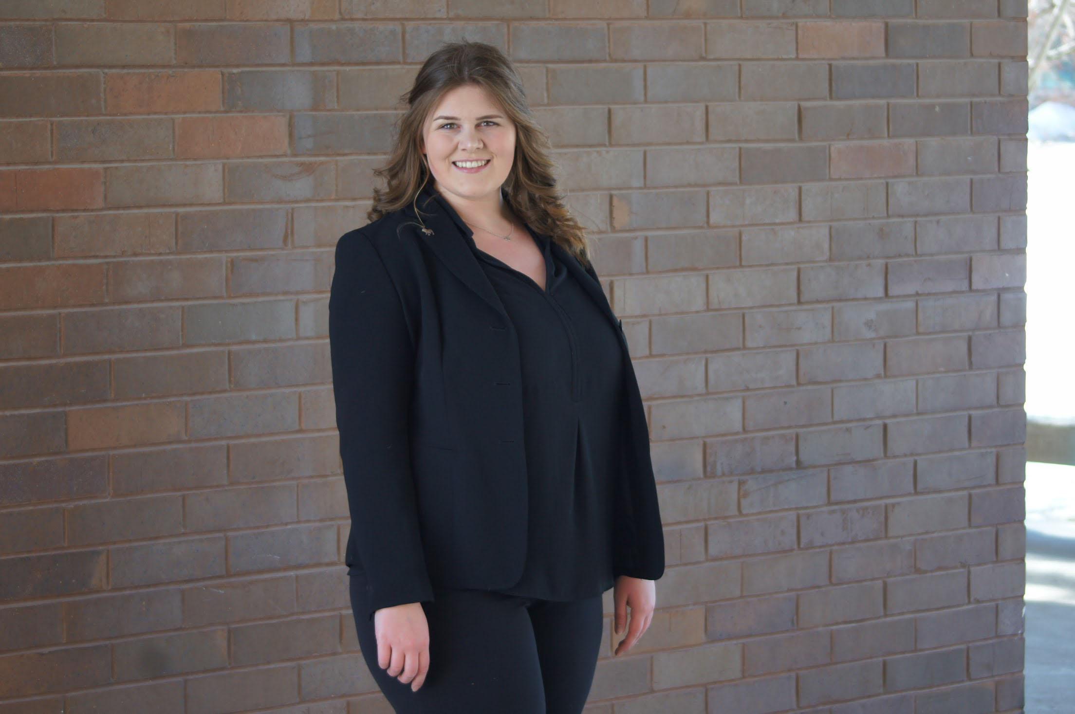 Giada Morresi - Student Body President Candidate
