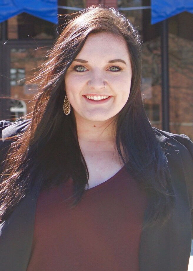 Kayley Weiland - Vice President of Student Activities Candidate